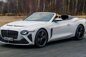 Bentley Bacalar sắp được sản xuất, giá 2 triệu USD