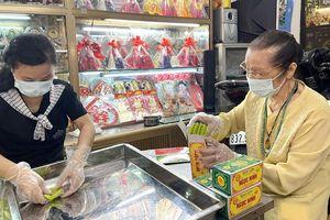Hà Nội: Người xây dựng thương hiệu bánh cốm Ngọc Ninh