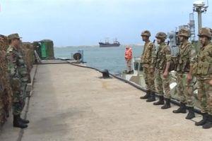 Chiến hạm Nga tập đánh chặn phòng Tartus bị tấn công