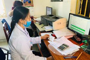 Cuộc 'cách mạng' trong quản lý y tế tuyến xã