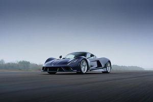 Siêu xe Hennessey Venom F5 gần 49 tỷ đồng không trang bị túi khí
