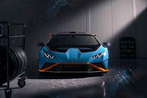 Siêu xe Lamborghini Huracan STO lần đầu ra mắt tại châu Á