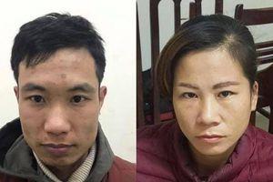 Đang bán ma túy, đôi nam nữ bị Công an ập đến bắt giữ