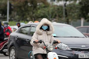 Không khí lạnh tăng cường, miền Bắc lại càng rét 'cắt da cắt thịt'