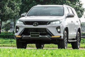 Toyota Fortuner mới, một chiếc SUV đẳng cấp