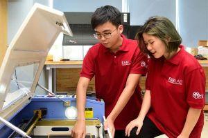 Trường đại học mở 'công xưởng' cho sinh viên sáng chế
