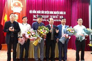 HĐND các huyện Nam Đàn, Hưng Nguyên, Quỳnh Lưu tổ chức kỳ họp cuối năm