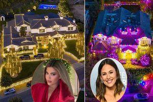 Biệt thự lộng lẫy dịp Giáng sinh của các sao Hollywood