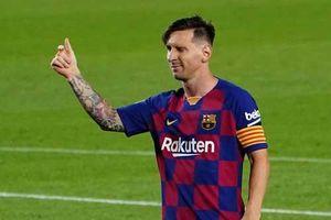 Năm 2020 của Lionel Messi: 'Cánh én' mỏi mệt