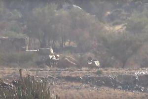 T-34-85 một lần nữa tham gia tích cực trong các trận chiến ở Yemen