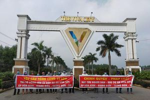 Dự án The Viva City: Khách mua cầu cứu vì mua đất của Công ty LDG gần 10 năm vẫn chưa có sổ hồng