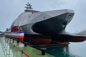 Đài Loan có tàu hộ tống hạng nặng với khả năng của 'sát thủ tàu sân bay'