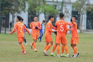 Vòng chung kết U15 Cúp Quốc gia 2020 Đồng Nai 1-2 SHB Đà Nẵng