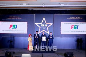 FSI giành cú đúp giải thưởng 'Top 10 Doanh nghiệp ICT Việt Nam năm 2020'
