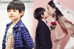 Hôn môi con trai 10 tuổi, 'Chúc Anh Đài' tai tiếng bị mắng té tát