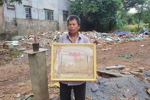 Đồng Nai: Bị cưỡng chế nhà tình thương, một gia đình chính sách không nơi trú ngụ