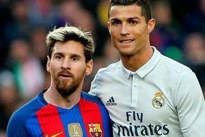 Ronaldo và Messi chưa từng điền tên đối thủ vào vị trí cao nhất trong mọi lá phiếu bình chọn