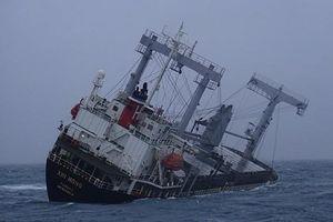Tìm thấy 2 thi thể thuyền viên tàu Panama chìm gần đảo Phú Quý