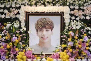 Tưởng nhớ Jong Hyun (SHINee)
