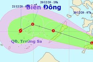 Biển Đông sắp hứng bão