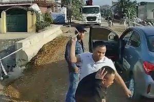 Khởi tố 3 nghi phạm đánh tài xế, phụ xe khách tại Thái Bình