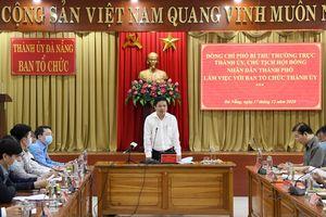 Chuẩn bị nhân sự ứng cử ĐBQH và HĐND TP Đà Nẵng khóa mới