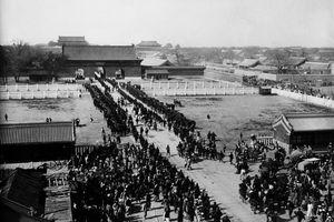 Cuộc sống nghèo khó ở Bắc Kinh hơn 100 năm trước