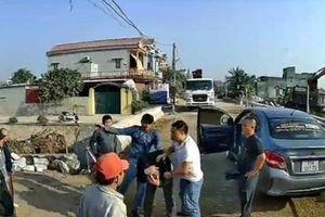 Khởi tố nhóm côn đồ hành hung chủ xe khách ở Thái Bình