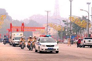 Yên Bái tổ chức Lễ ra quân Năm An toàn giao thông 2021