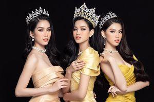 Nhan sắc ngày càng 'thăng hạng' của Top 3 Hoa hậu Việt Nam 2020 sau 1 tháng đăng quang