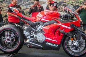 Cận cảnh Ducati Superleggera V4 giá hơn 5 tỷ đồng