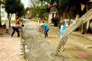 Phường Nam Hồng huy động 25 tỷ đồng xây dựng hạ tầng, chỉnh trang đô thị
