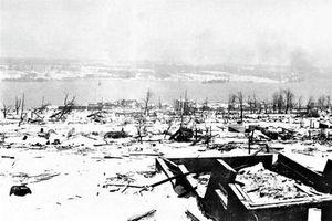 4 vụ nổ kinh hoàng nhất tại các cảng thế giới