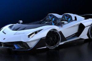 Lamborghini SC20 - siêu xe 'độc nhất vô nhị' không mui và không kính chắn gió