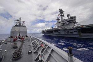 Hải quân Mỹ có thể lập thêm hạm đội, đặt trụ sở ở Đông Nam Á