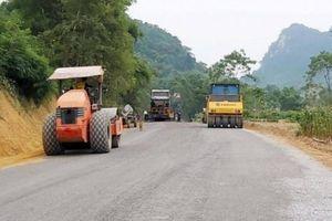 Sắp hoàn thành dự án giao thông cấp bách qua Bắc Kạn - Lạng Sơn