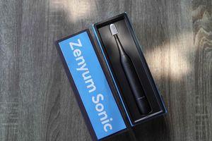 Đánh giá nhanh mẫu bàn chải điện ZenyumSonic công nghệ mới