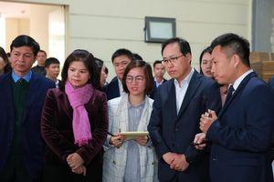 Samsung Việt Nam: Đánh giá tư vấn cải tiến doanh nghiệp tại Bắc Ninh và khu vực phía Nam