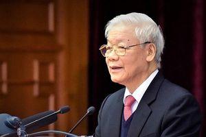 'Trung ương nhất trí rất cao nhân sự tham gia Bộ Chính trị, Ban Bí thư khóa XIII'