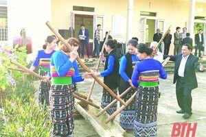 Bảo tồn các lễ tục, lễ hội đặc sắc của đồng bào Thái Quan Sơn