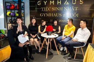 Hệ thống GymHaus Boutique Fitness kỉ niệm 2 năm thành lập