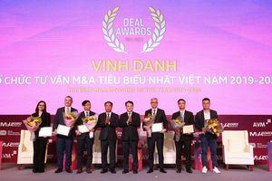 VCSC liên tiếp đón nhận nhiều giải thưởng uy tín trong nước và quốc tế