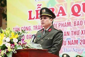 Công an Thái Nguyên ra quân tấn công, trấn áp tội phạm