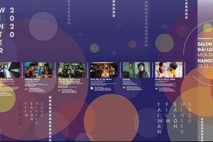 Trình chiếu 7 tác phẩm điện ảnh của Đài Loan