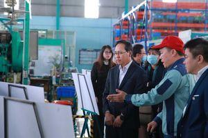 Samsung Việt Nam đánh giá kết quả tư vấn cải tiến của các DN tỉnh Bắc Ninh