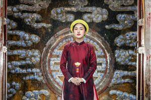 Xuyên không về quá khứ, Misoa hóa thân thành công chúa triều Nguyễn trong áo dài ngũ thân