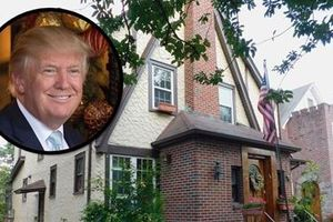 Rao bán ngôi nhà thời thơ ấu của ông Trump
