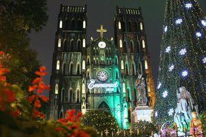 Hà Nội lung linh đón Giáng sinh