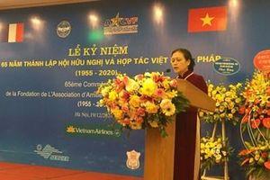 Kỷ niệm 65 năm thành lập Hội Hữu nghị và Hợp tác Việt Nam – Pháp