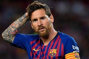 Messi không bầu cho đồng đội ở Barca tại The Best